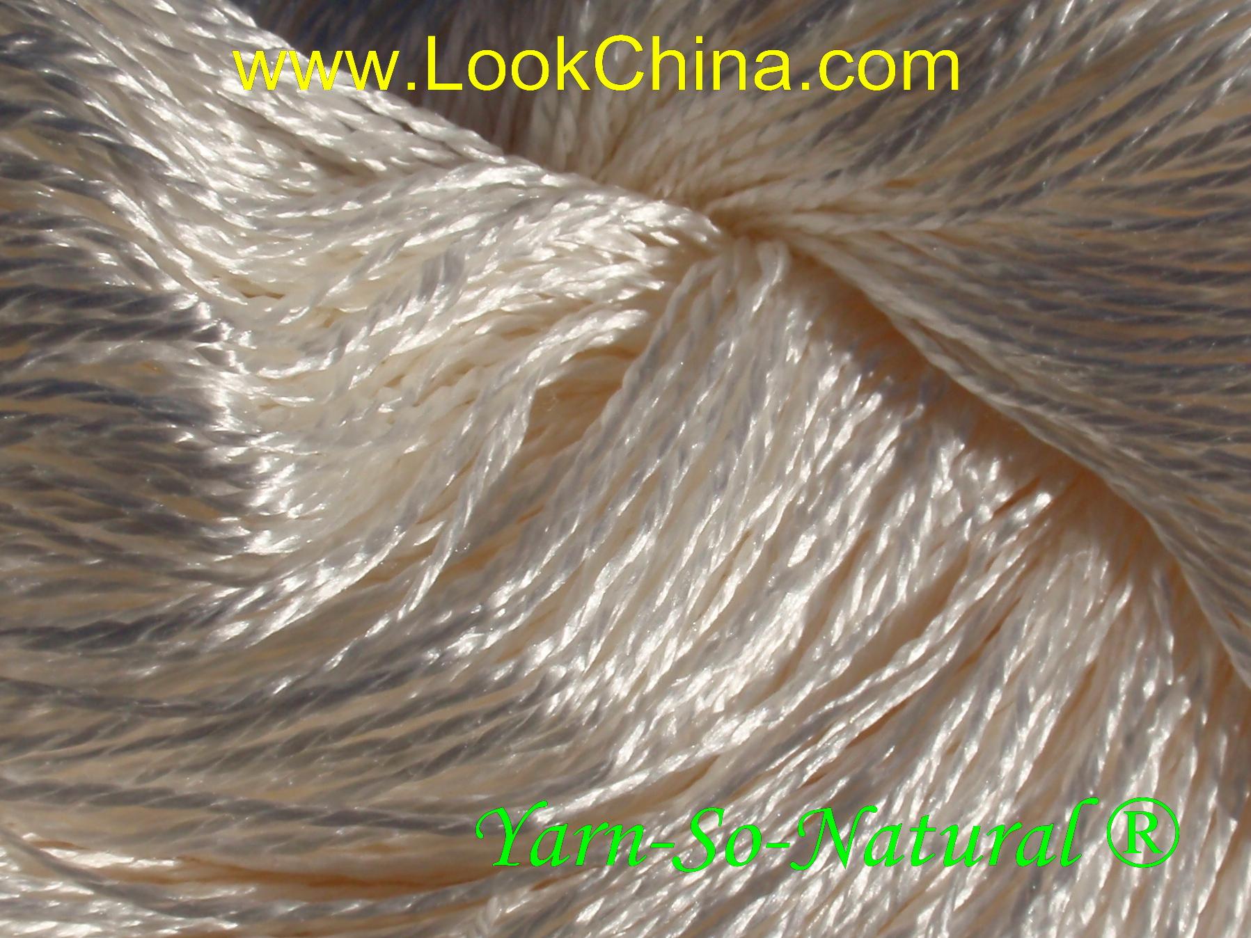 Silk Yarn : mulberry silk yarn 4 this silk yarn is named 4 silk yarn